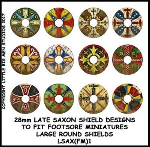 Saga: Late Saxon Shield Transfers