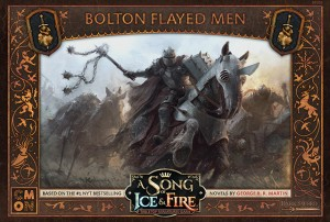 A Song of Ice & Fire: Bolton Flayed Men