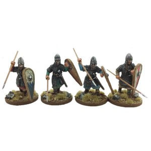 Normans: Armoured Infantry 1