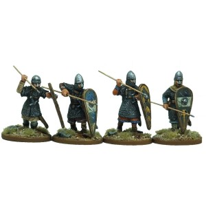 Saga: Normans Armoured Infantry 2