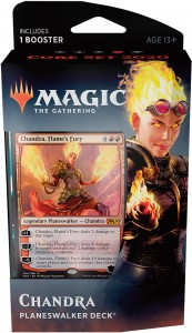 MtG: Core Set 2020 Planeswalker Deck - Chandra, Flame's Fury