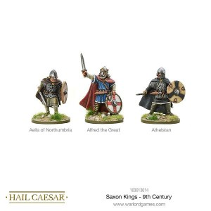 Saga: Saxon Kings - 9th Century