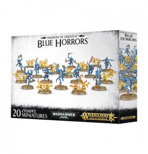 Tzeentch Blue Horrors