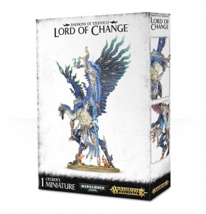 Tzeentch Lord of Change