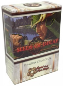 L5R: Seeds of Decay - Dragon Clan Deck