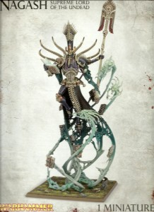 Vampire Counts Nagash - Supreme Lord of the Undead