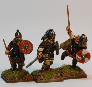 Early Saxon - Nobles