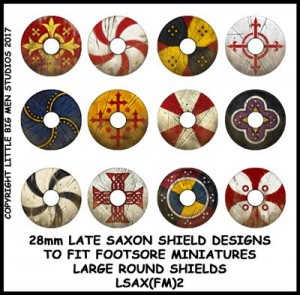 Saga: Late Saxon Shield Transfers 2