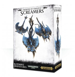 Daemons of Chaos Screamers of Tzeentch