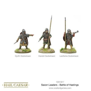 Saga: Saxon Leaders - Battle of Hastings