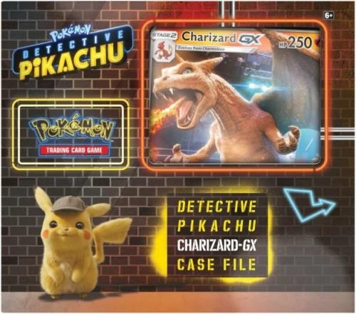 Pokemon: Detektyw Pikachu - Charizard-GX