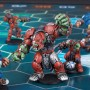 DreadBall - Greenmoon Smackers Marauder Team 8 Figures