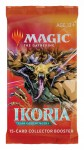 MtG:  Ikoria Lair of Behemoths - Collector Booster