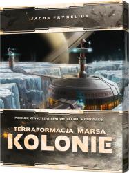 Terraformacja Marsa - Kolonie