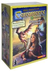 Carcassonne Księżniczka i Smok - Dodatek 3