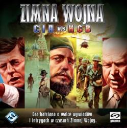Zimna Wojna: CIA vs KGB