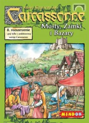 Carcassonne: Mosty Zamki i Bazary (PL)