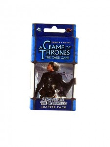 A Game of Thrones LCG: A Sword in the Darkness