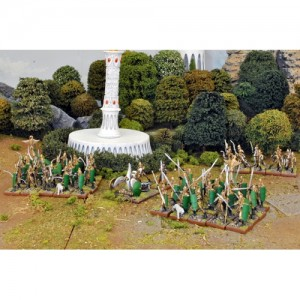Elf One Player Battle Set (52 figurki)