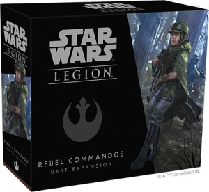 Star Wars: Legion - Rebel Commandos
