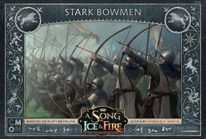 A Song of Ice & Fire: Stark Bowmen