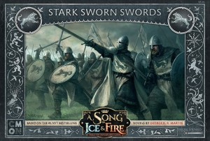 A song of Ice & Fire: Stark Sworn Swords