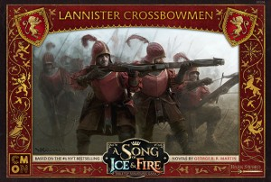 A Song of Ice & Fire: Lannister Crossbowmen