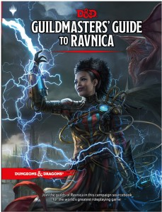 D&D 5.0: Guildmaster's Guide to Ravnica