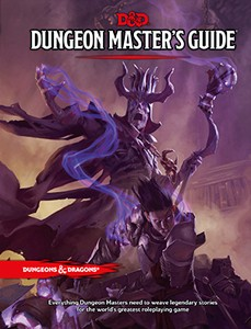 D&D 5.0: Dungeon Master's Guide
