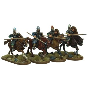Normans: Cavalrymen 2 - Couched Lance Arms