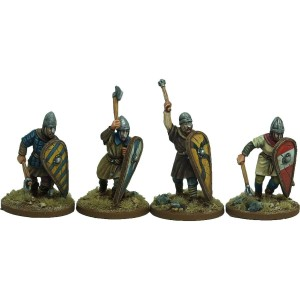 Normans: Unarmoured Infantry 1