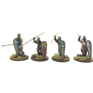 Normans: Unarmoured Infantry 2