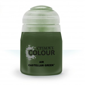 Citadel Air: Castellan Green (24ml)