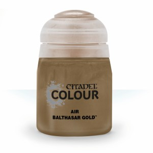 Citadel Air: Balthasar Gold (24ml)