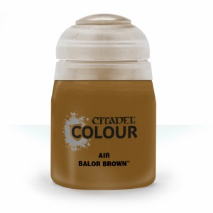 Citadel Air: Balor Brown(24ml)