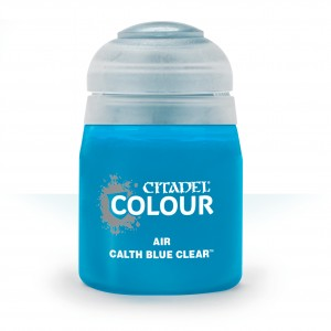 Citadel Air: Calth Blue Clear (24ml)