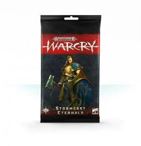 Warcry: Warband Cards - Stormcast Eternals