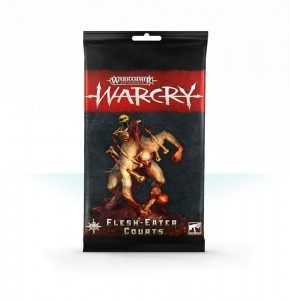 Warcry: Warband Cards - Flesh-Eater Courts