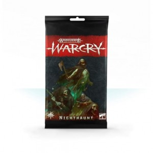 Warcry: Warband Cards - Nighthaunt