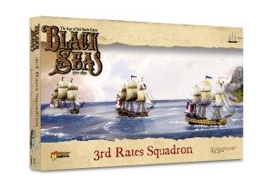 Black Seas: 3rd Rates Squadron (1770-1830)