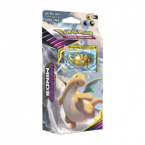 Pokemon: Unified Minds Soaring Storm DRAGONITE Talia