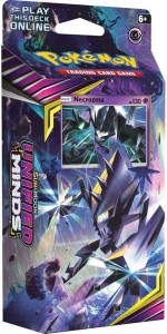 Pokemon: Unified Minds Laser Focus NECROZMA Talia