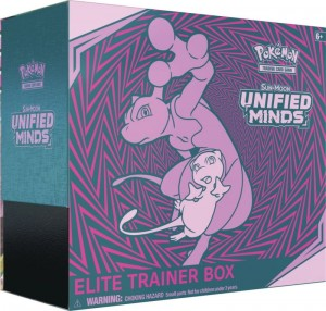Pokemon: Unified Minds Elite Trainer Box