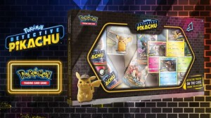 Pokemon: Detective Pikachu on the Case Figure Collection