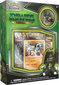 Pokemon: Zygarde Complete Pin Collection