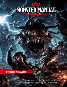 D&D 5.0: Monster Manual