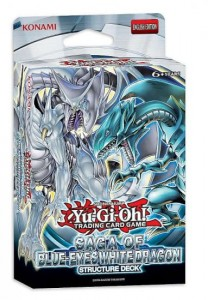 Yu-Gi-Oh!: Saga Of The Blue-Eyes White Dragon Structure Deck