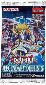 Yu-Gi-Oh!: Legendary Duelist booster