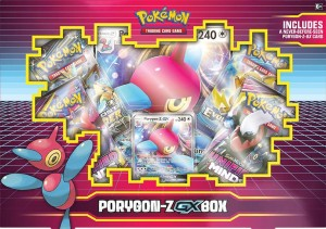 Pokemon: Porygon-Z-GX box