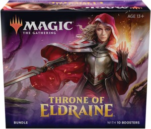 MtG: Throne of Eldraine: Bundle